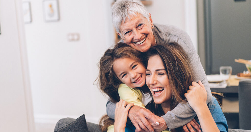 Madri felici e soddisfatte Mammastobene.com