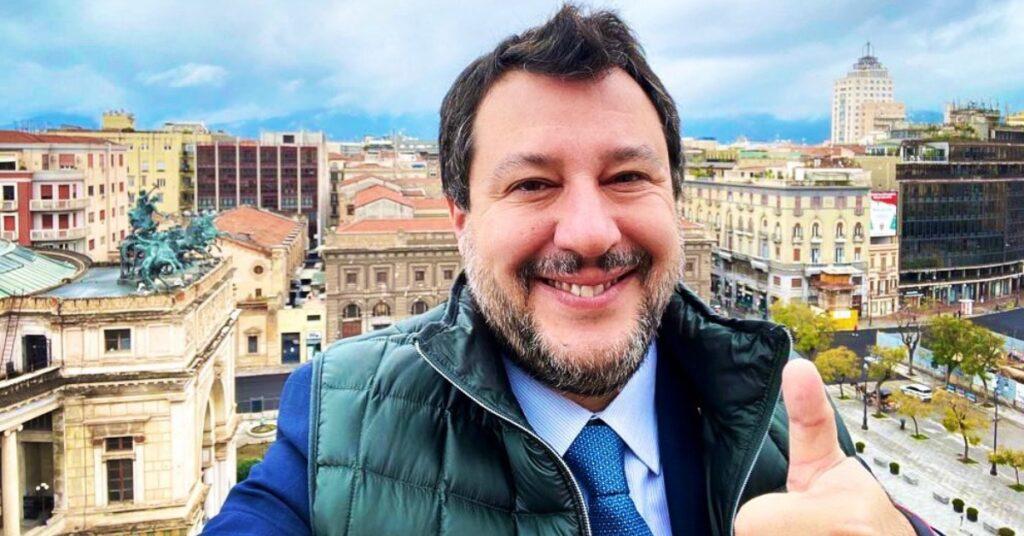 Matteo Salvini Mammastobene.com