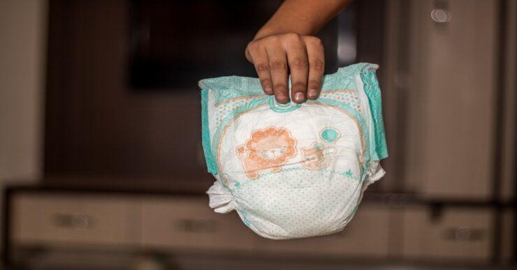 prima pipì del neonato