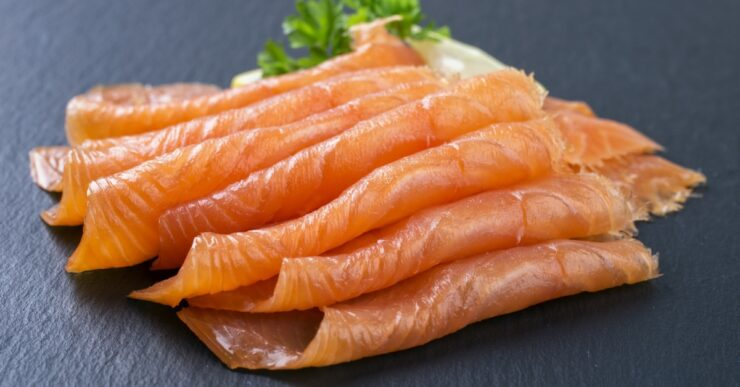Salmone affumicato Mammastobene.com