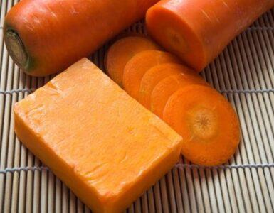 sapone alla carota Mammastobene.com