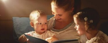 madre e bambini