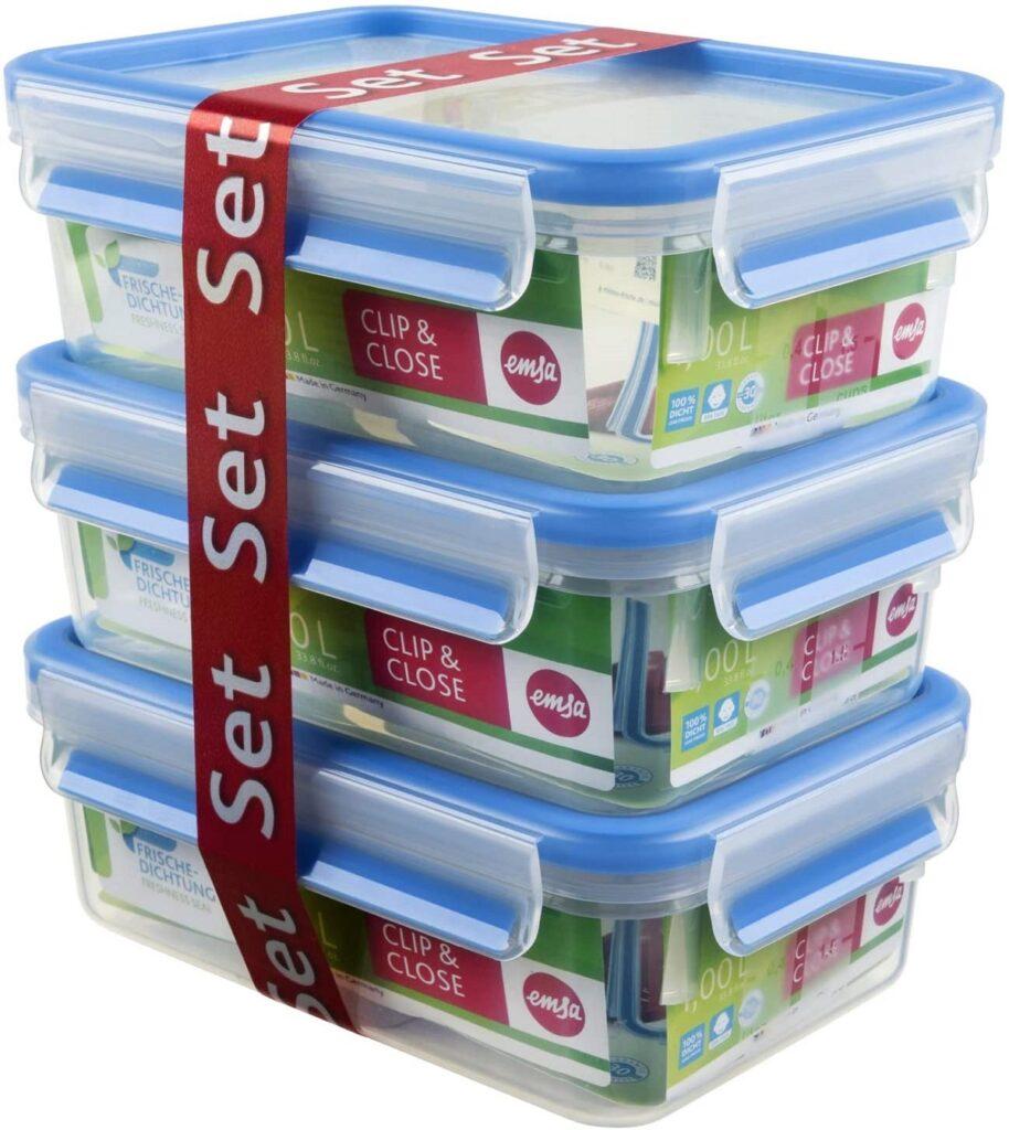 contenitori salva cibo