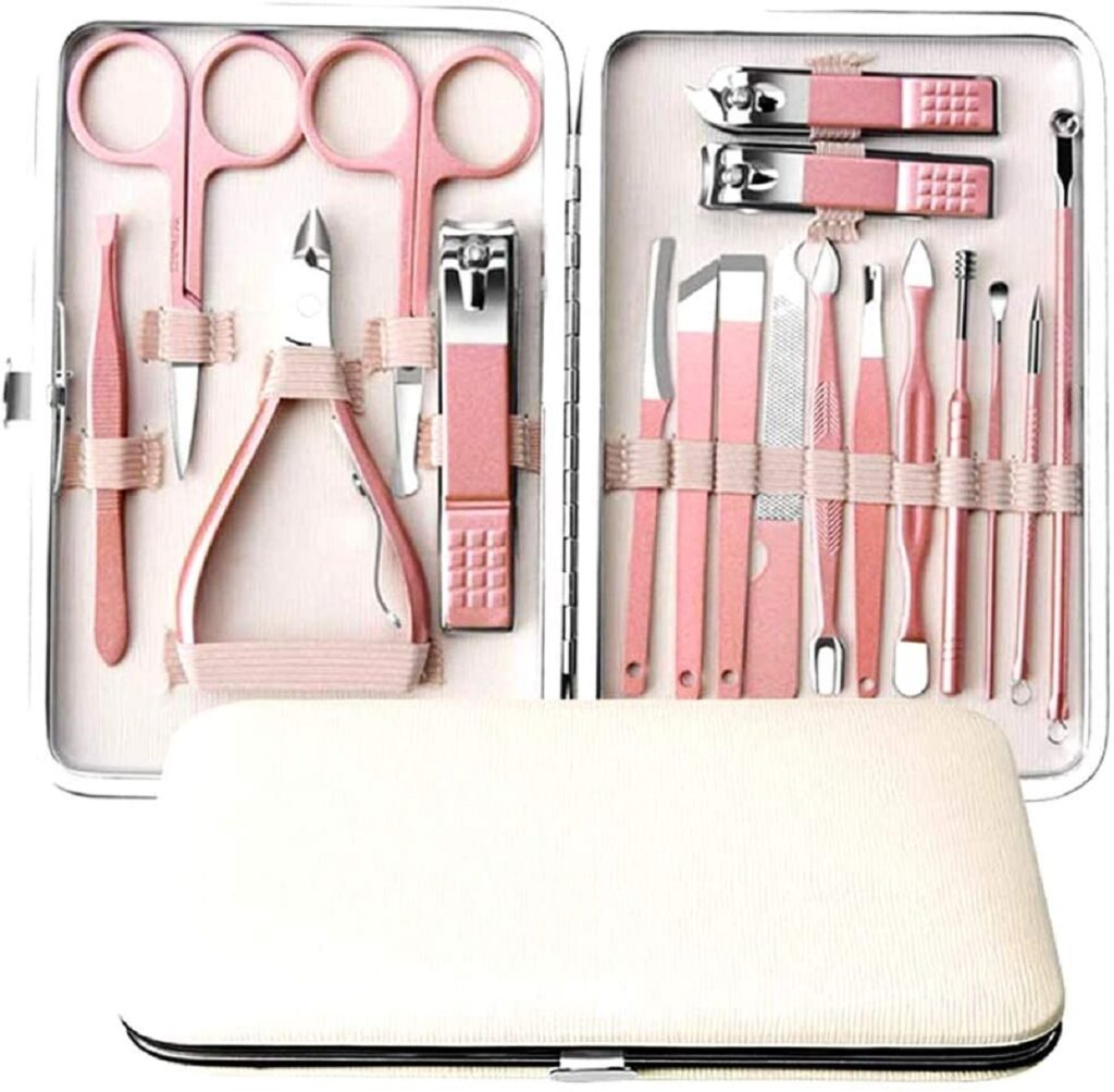kit manicure e pedicure