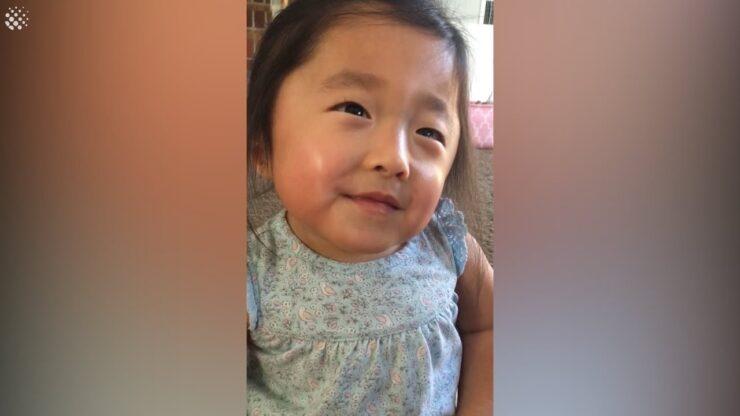 Bambina adottata
