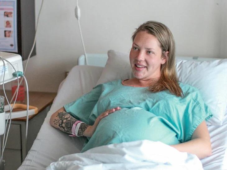 Recupero post cesareo