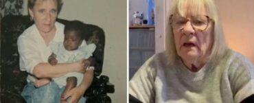 L'anziana signora cresce il figlio del vicino Mammastobene.com