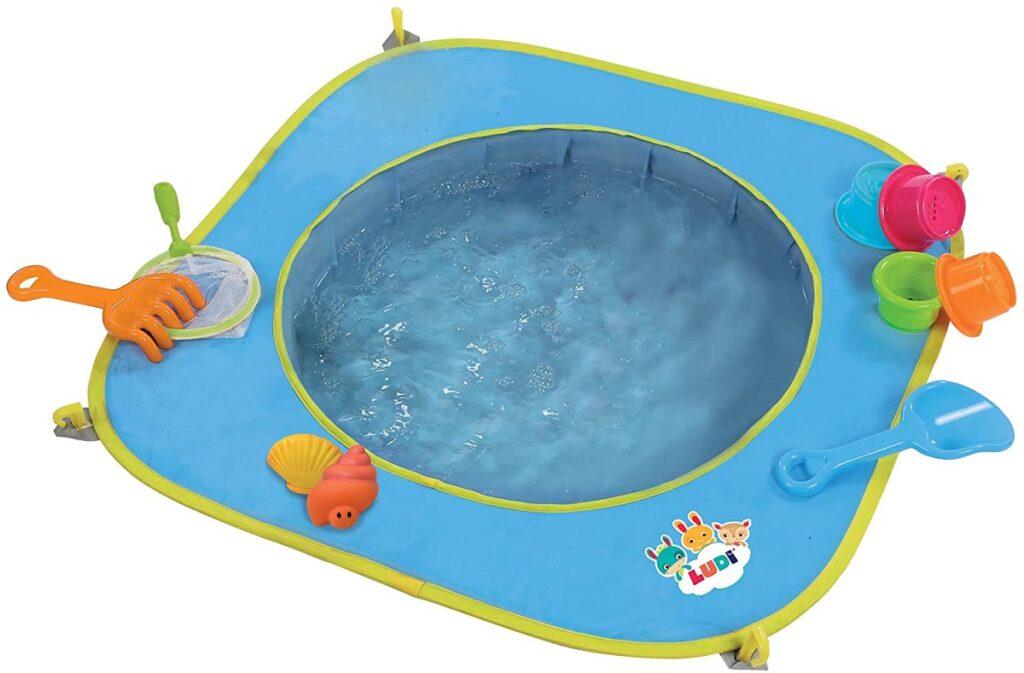 piscina da spiaggia