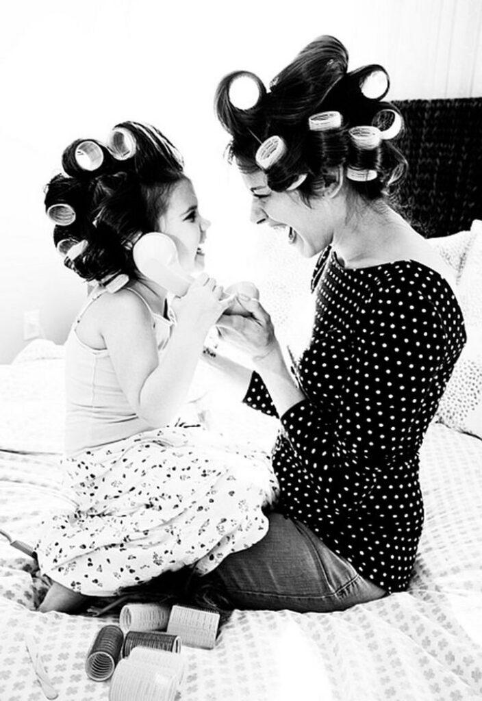 Da grande voglio essere come la mamma