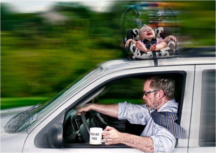 Viaggiare con il neonato
