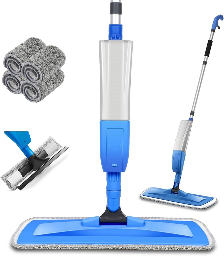lavapavimento spray mop