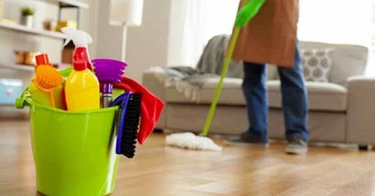 accessori per pulire la casa