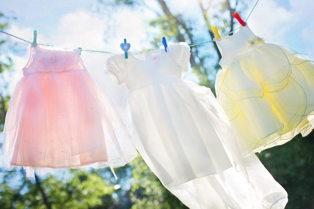 Sbiancare il bucato con il bicarbonato di sodio