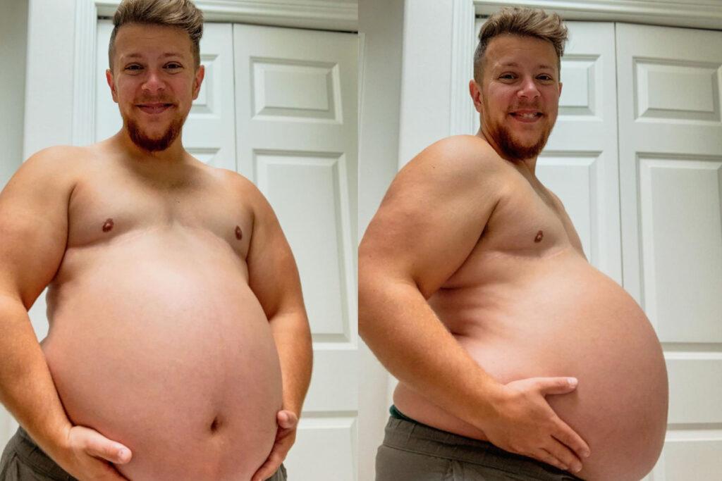 Un uomo trans in gravidanza Mammastobene.com