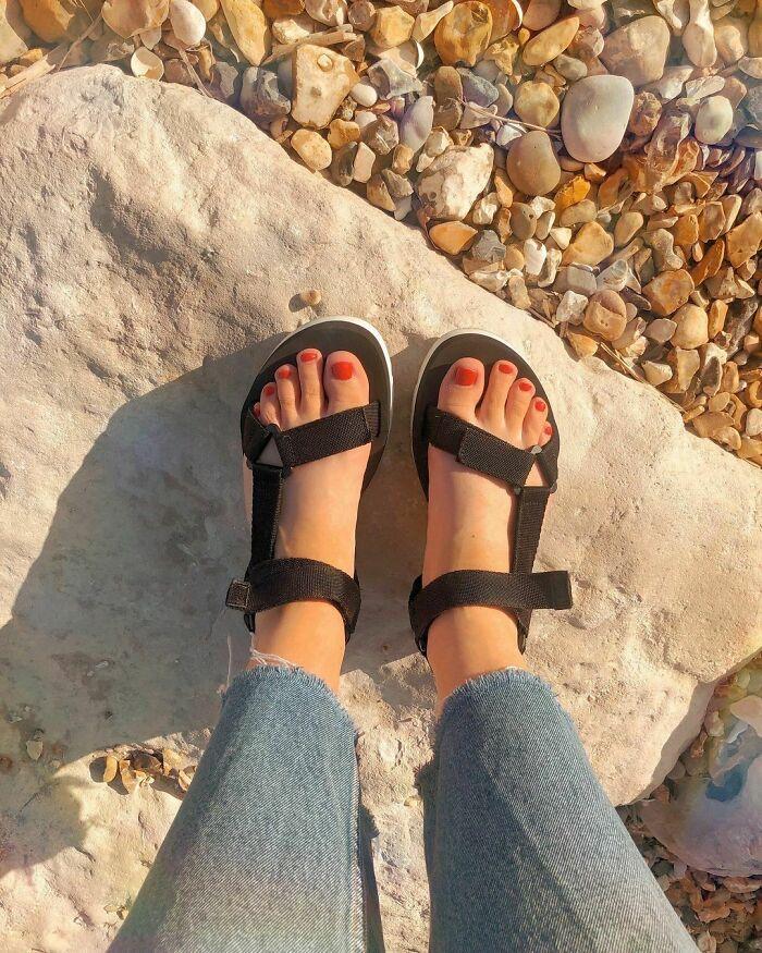 paio di sandali