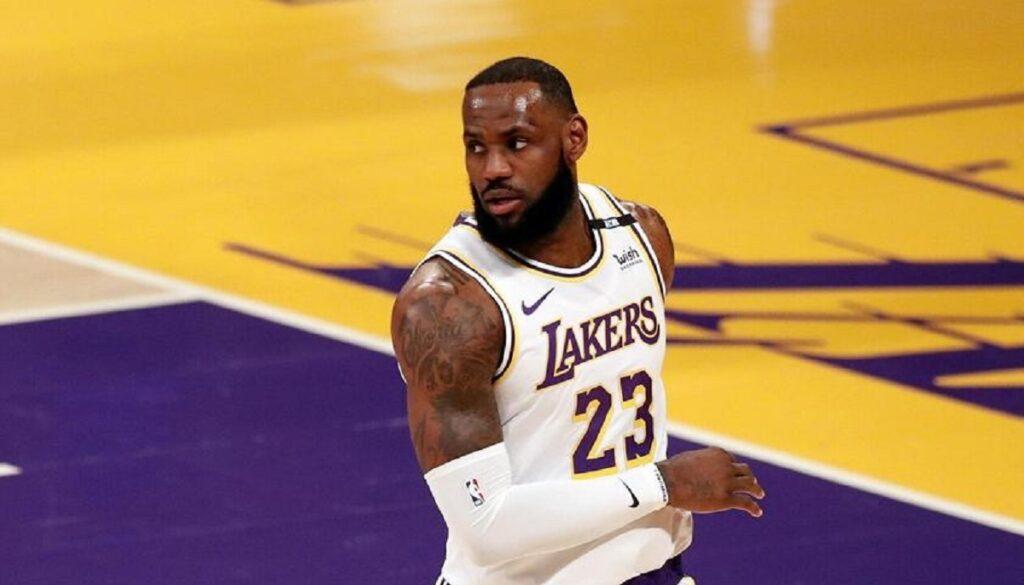 giocate LeBron James mammastobene.com