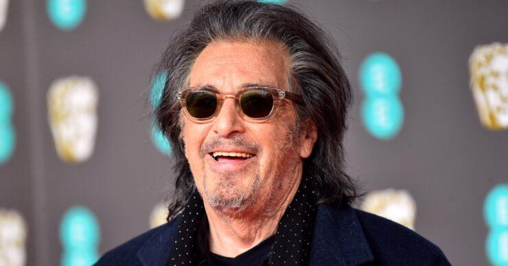 Al Pacino fotografia