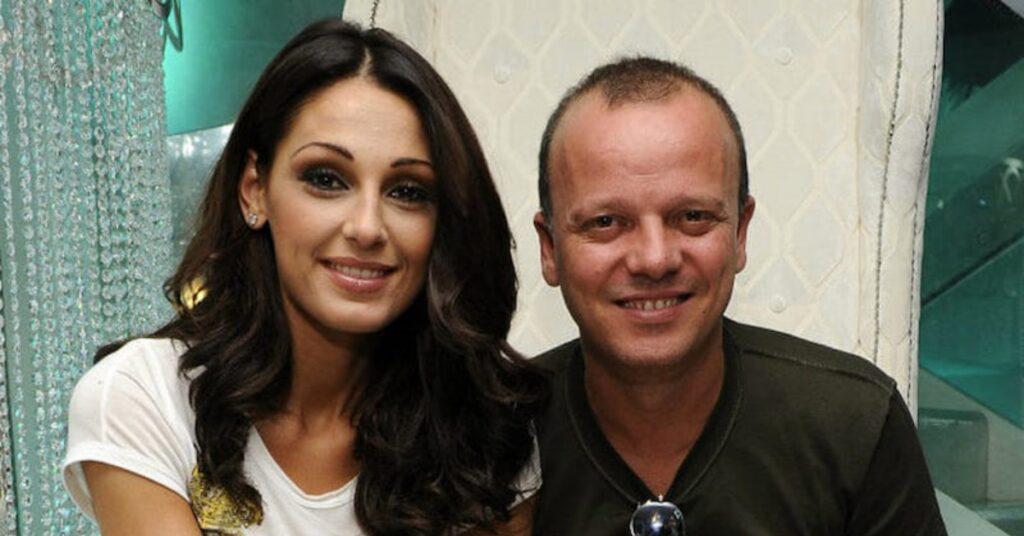 Anna Tatangelo insieme a Gigi D'Alessio
