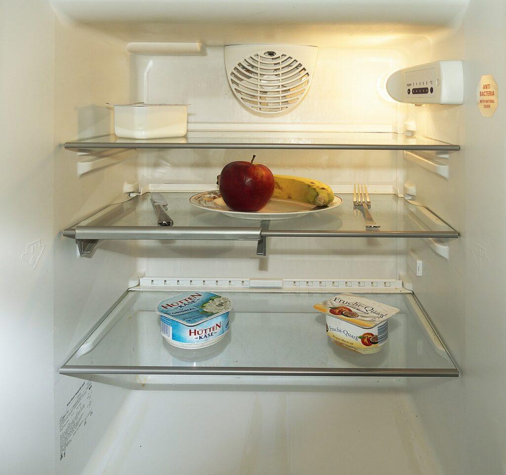 come conservare il cibo in frigo