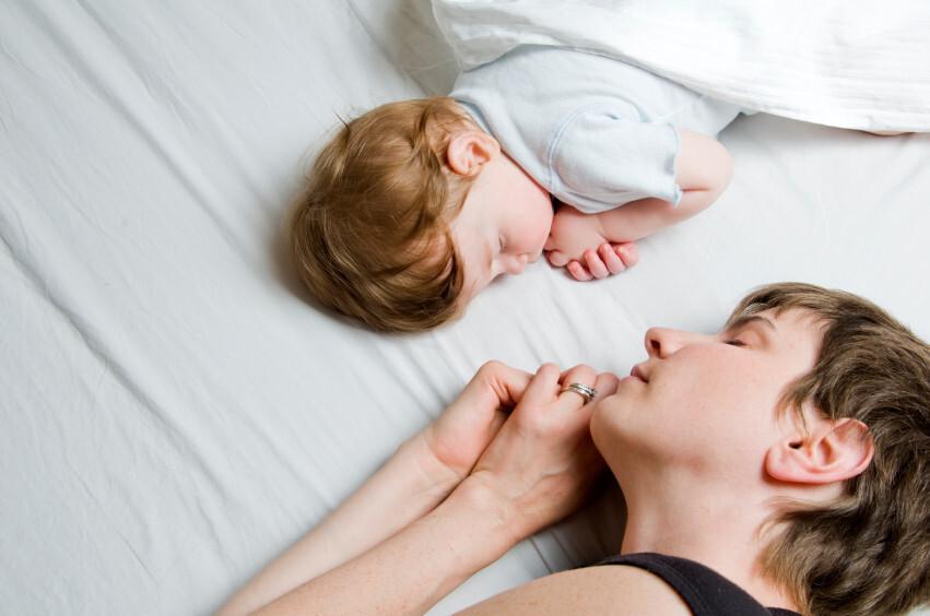 vantaggi del co-sleeping
