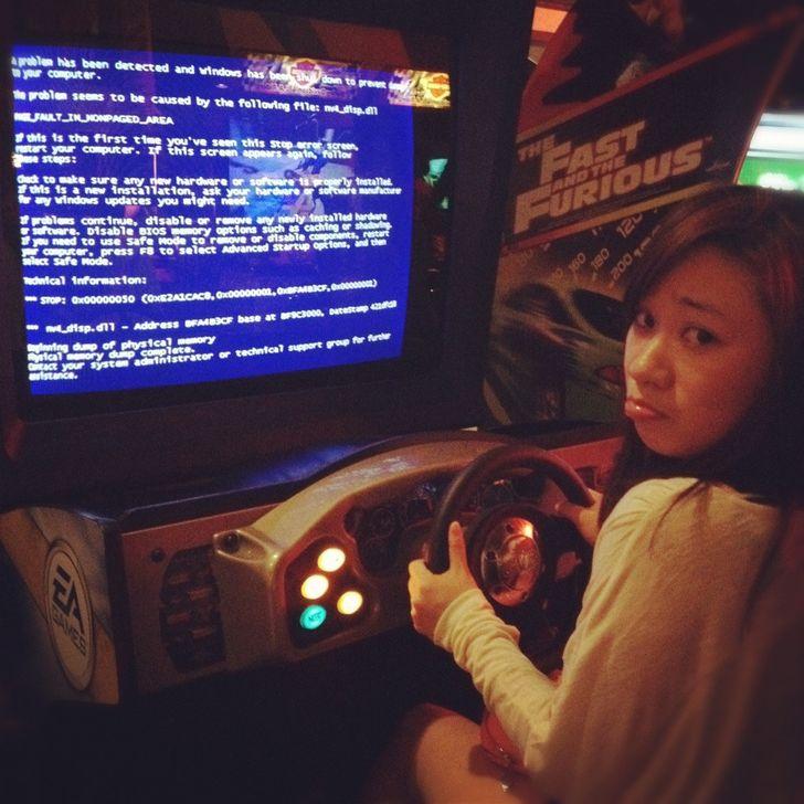 Le donne sono più caute al volante