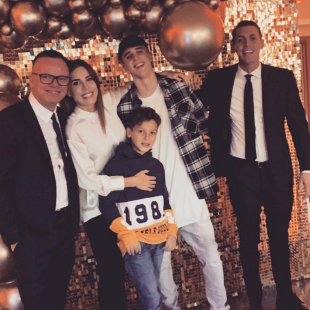 Famiglia Gigi D'Alessio