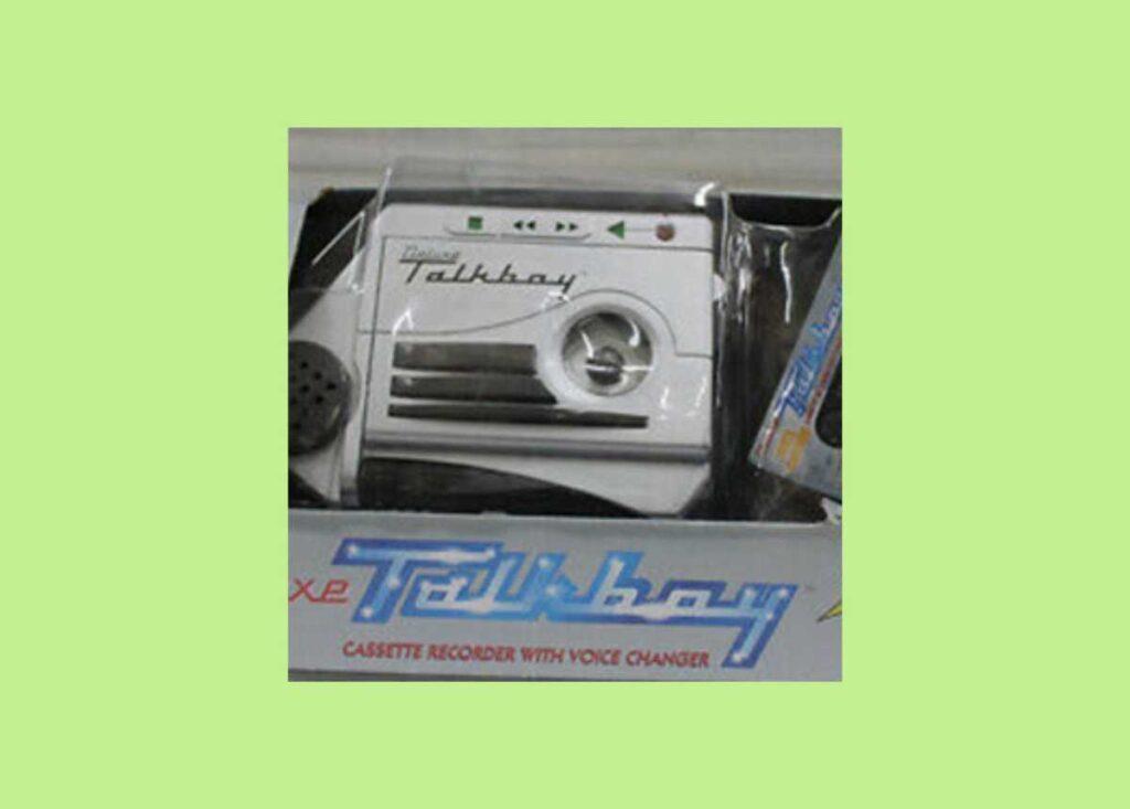 Deluxe Talkboy AFA