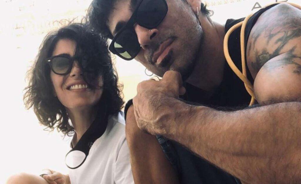 Giorgia e Emanuel Lo