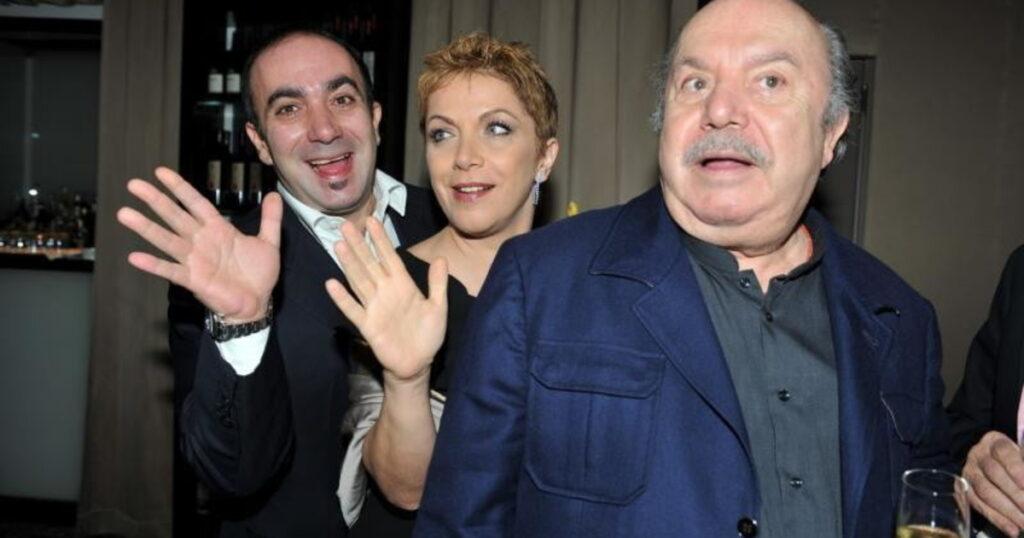 Famiglia Lino Banfi