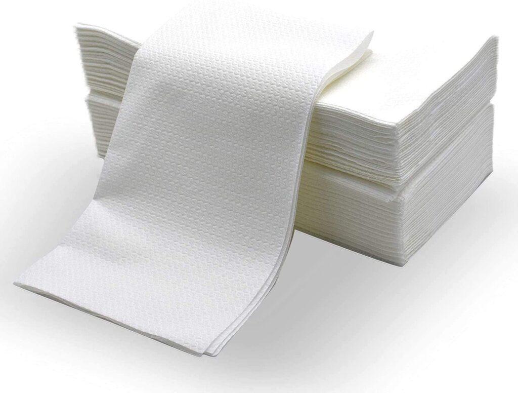 Asciugamani usa e getta
