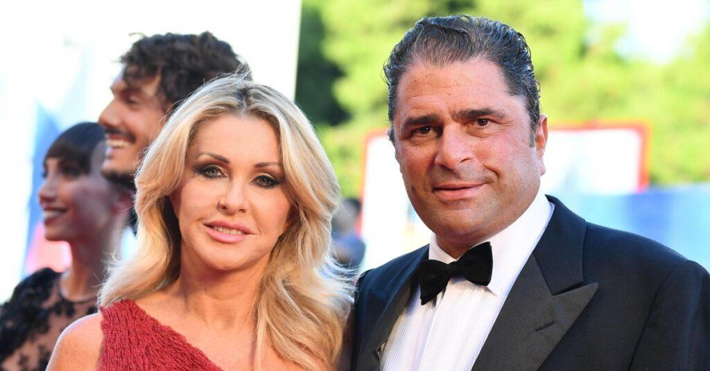 Paola Ferrari e Marco De Bendetti