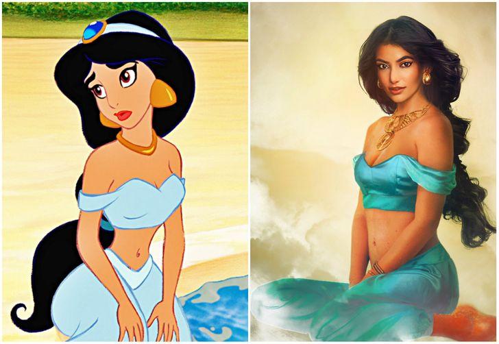 Jasmine di Aladdin