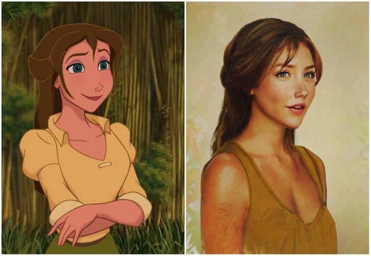 Jane di Tarzan