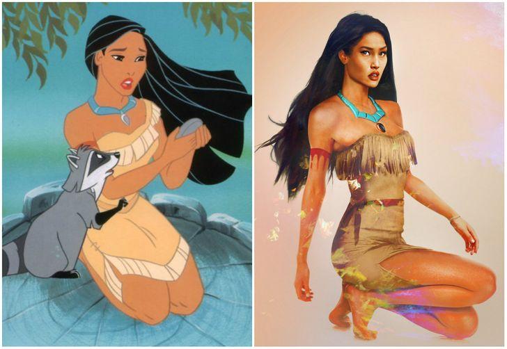 Pocahontas di Pocahontas
