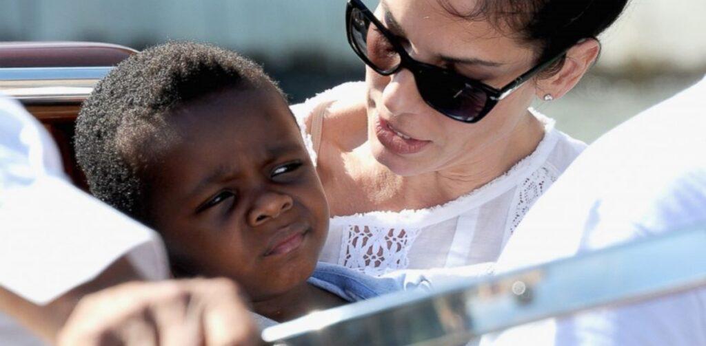 Figlio Sandra Bullock