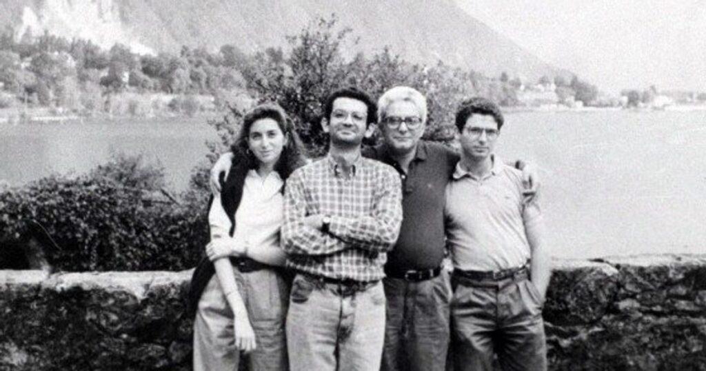 Sergio Mattarella e i figli