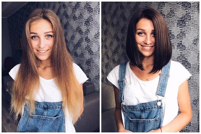 Una ragazza semplicemente adorabile