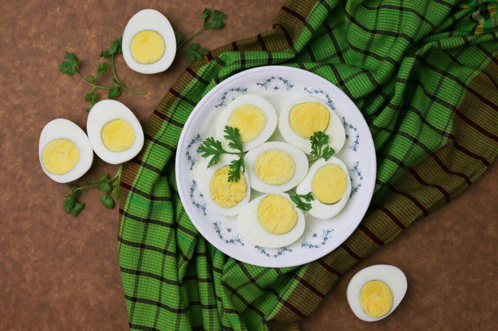 metodo più facile per sbucciare le uova