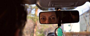 Specchietto retrovisore da auto