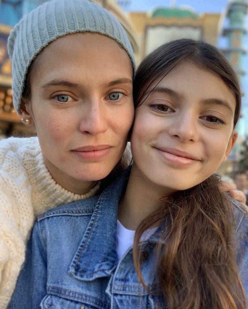 Bianca Balti e Matilde Lucidi