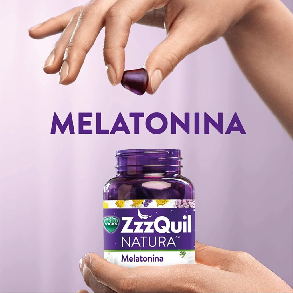 Integratori alla melatonina