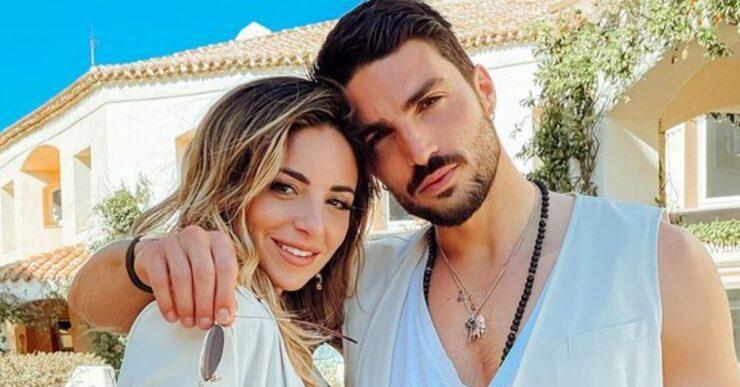 Eleonora Brunacci e Mariano Di Vaio