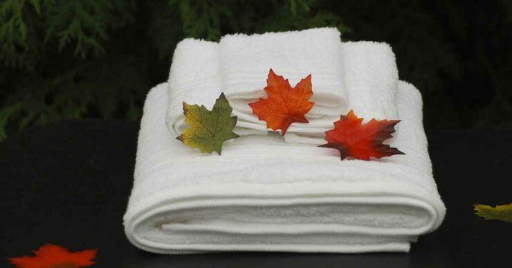 Come asciugare velocemente gli asciugamani