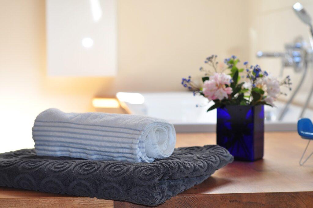 Come fare in modo che gli asciugamani asciughino di più