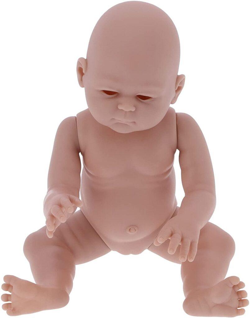 Bambola reborn kit fai da te