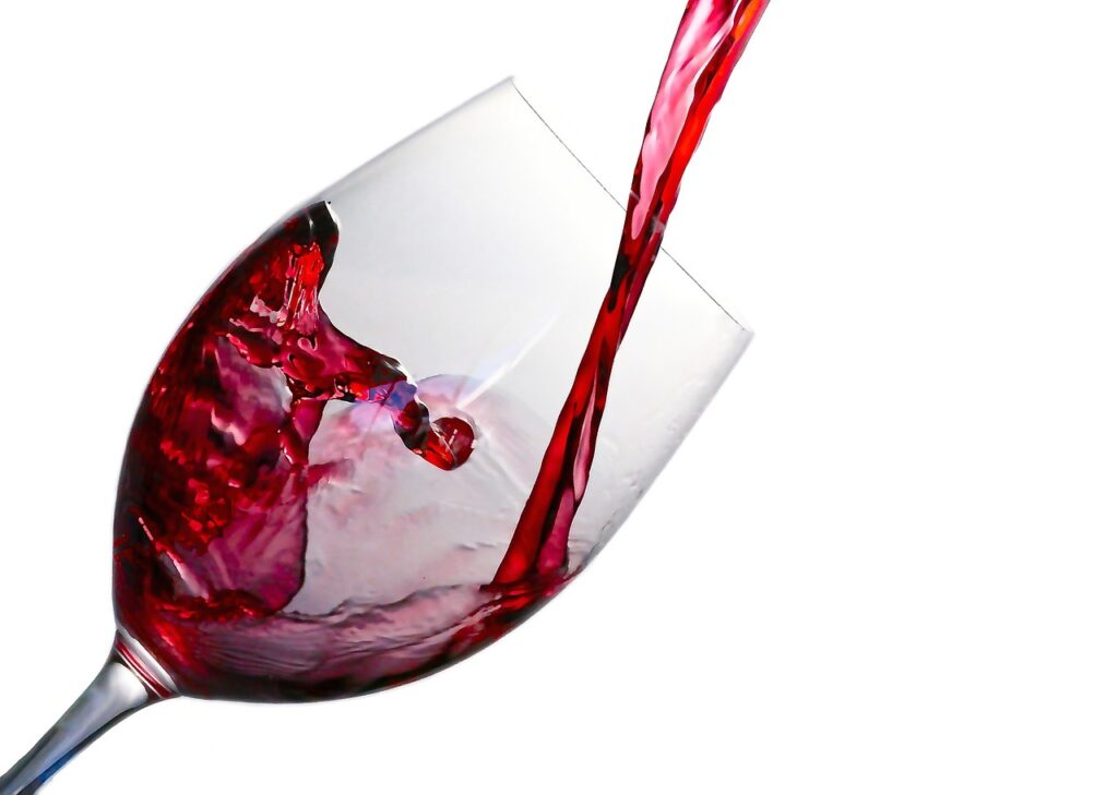 Come lavare i bicchieri da vino a mano