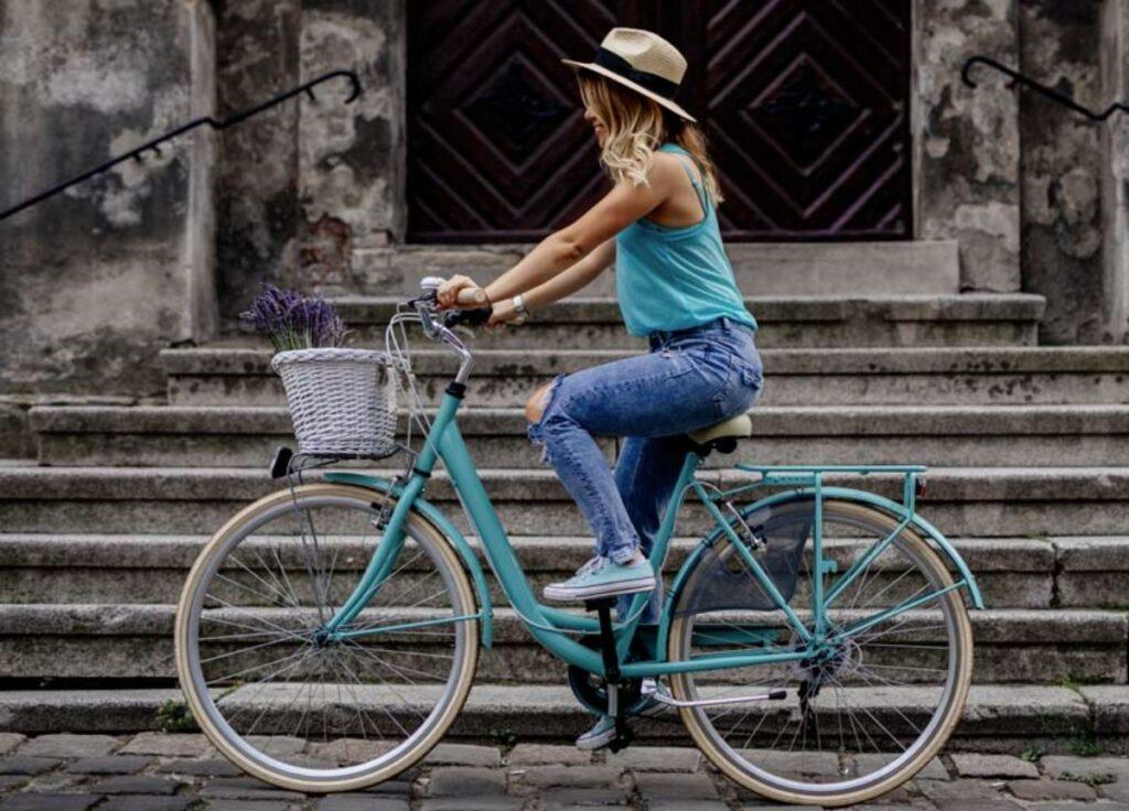 Bruciare calorie andando in bicicletta
