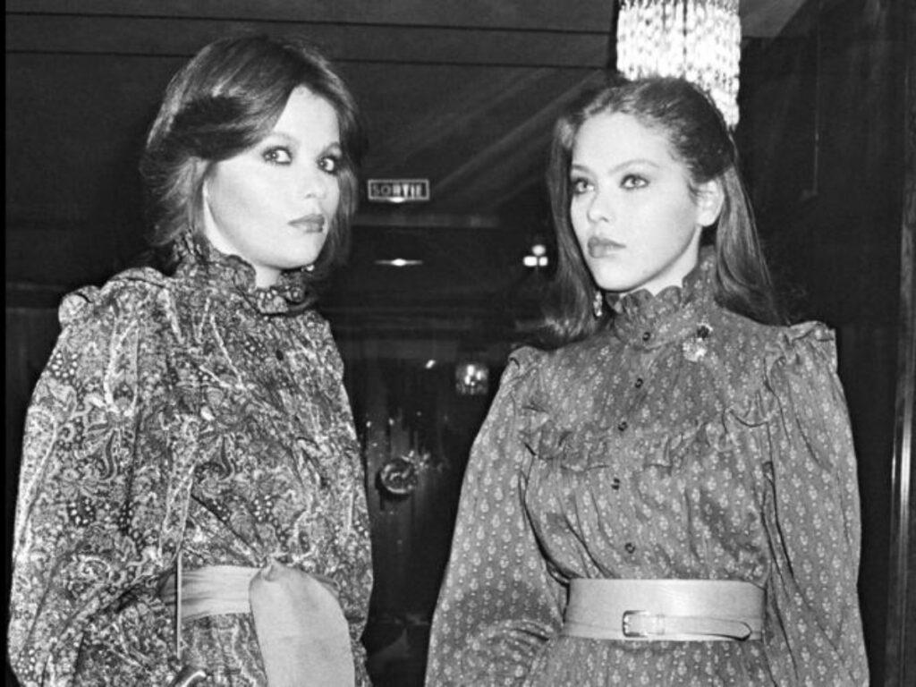 Ornella Muti e la sorella