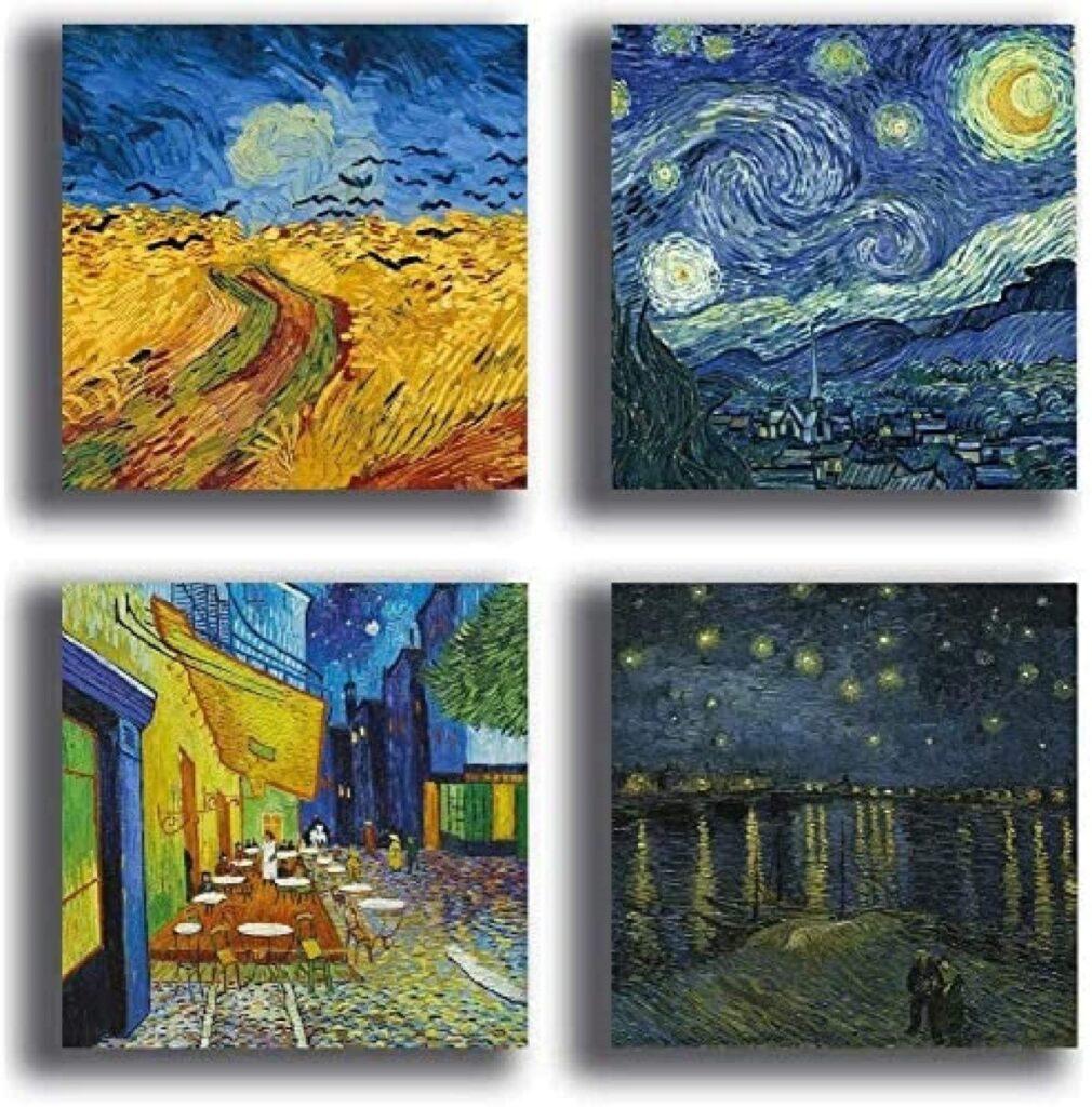 Diamond painting Van Gogh