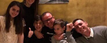 Gigi D'Alessio nonno di Giselle